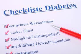 Diabetes Info für Jugendliche Symptome